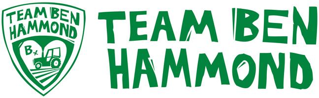 Team Ben Hammond Logo