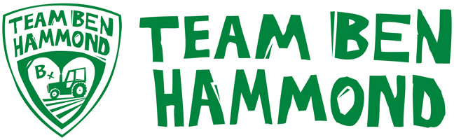 Team Ben Hammond Logo